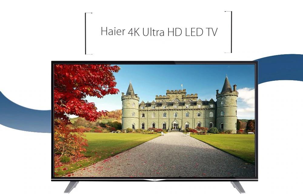 Haier U55H7000 4K Ultra HD LED TV (421€/$489 99) - mysatbox tv