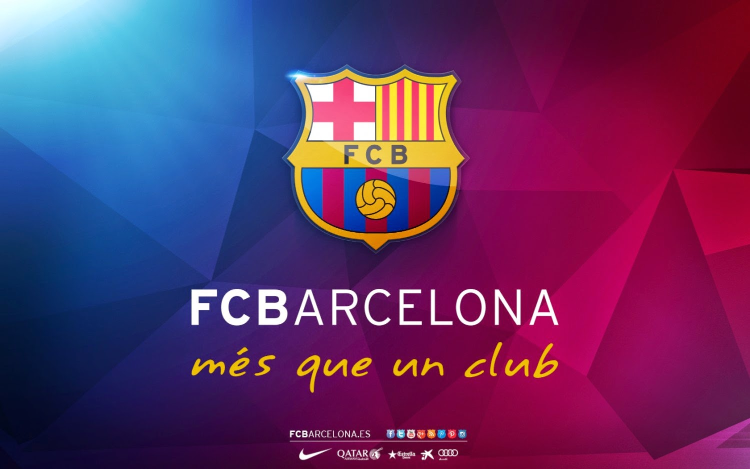 Fc Barcelona New Hd Wallpaper 2015 Besthdwallpapers2
