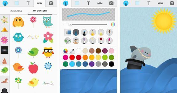 أفضل 3 تطبيقات للتعديل وتصميم الصور والكتابة عليها على هواتف الاندرويد