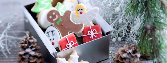 Weihnachtsbox von Keksliebe