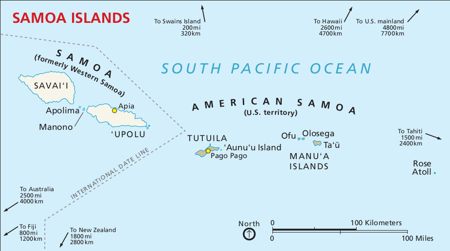 ta is the largest island in the manua group and the easternmost volcanic island of the samoan islands