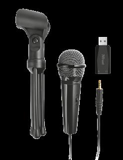 microfono trust usb 21993