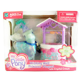 MLP Crystal Crown Accessory Playsets Wishing Well G3 Pony