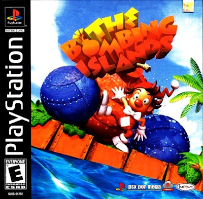 descargar bombing islands psx mega