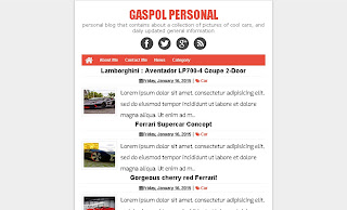 Gaspol+Blog+Template