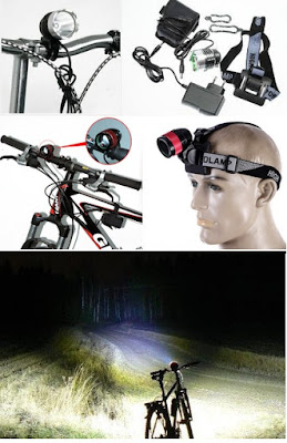 Bicycle Light and Headlight , Super Terang