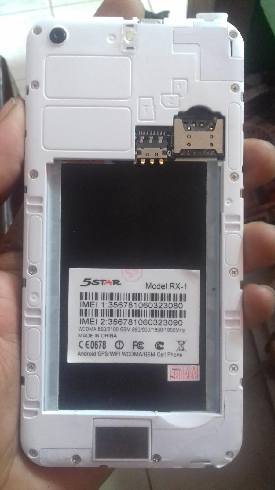 Samsung Clone A7 Star Flash File Firmware MT6580 Emmc 80