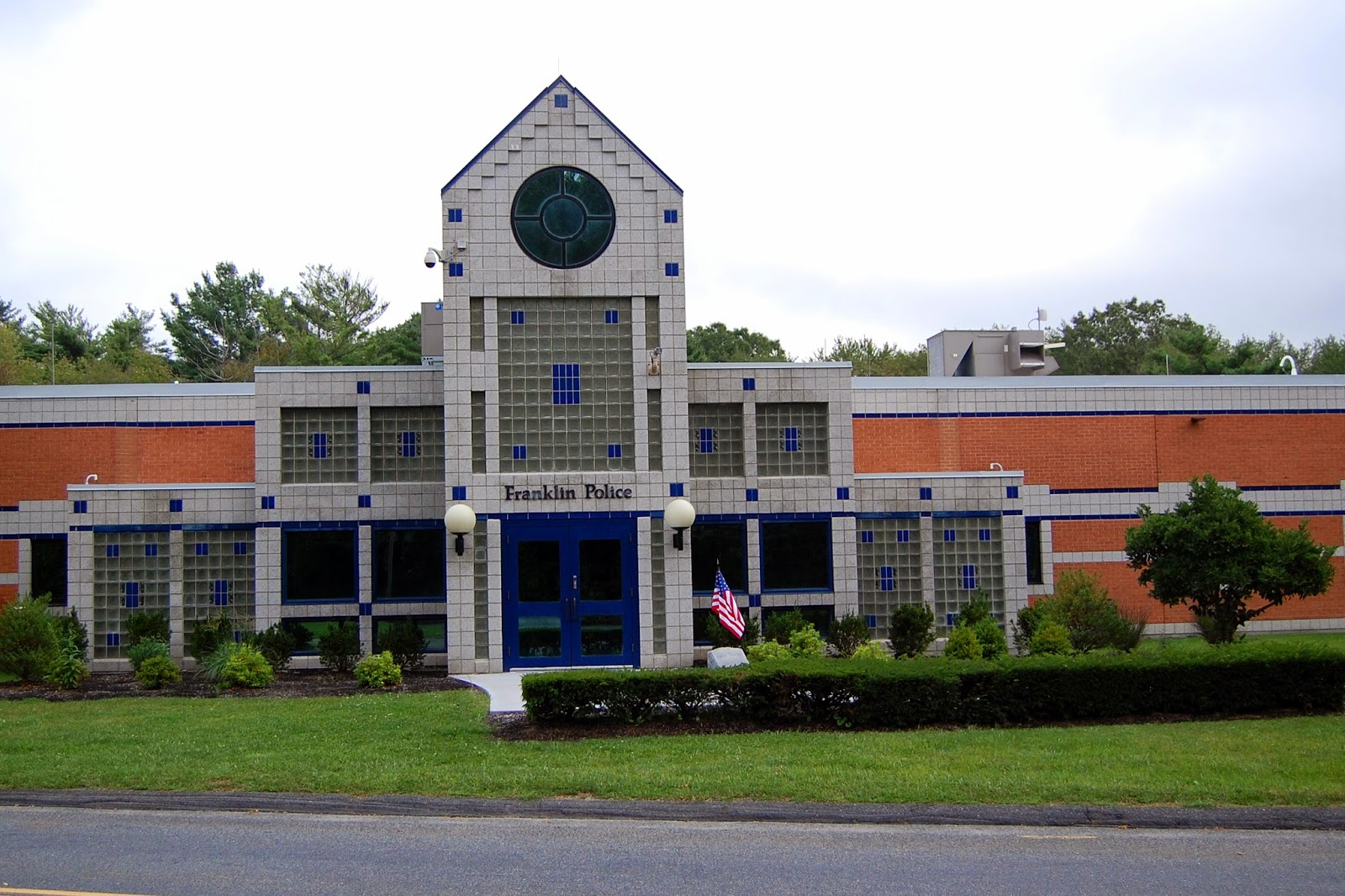 Franklin Police Station, Panther Way