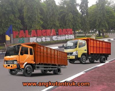 Jasa Angkutan Truk di Palangkaraya