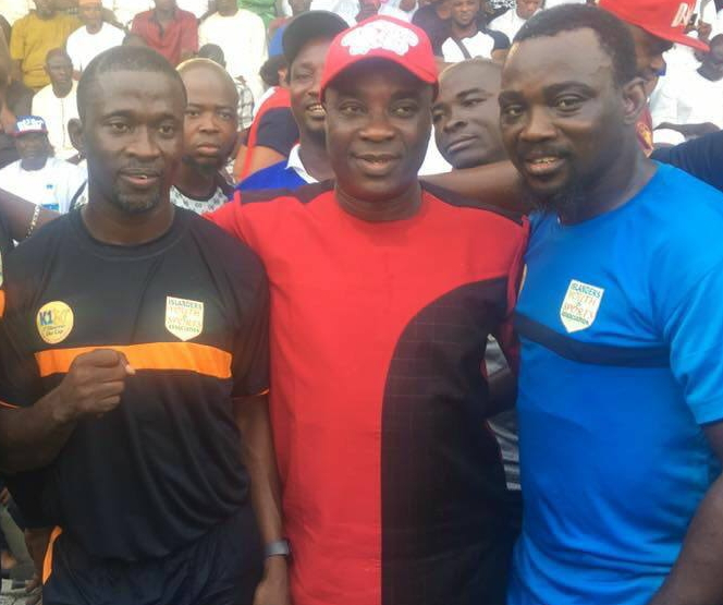 football match wasiu ayinde