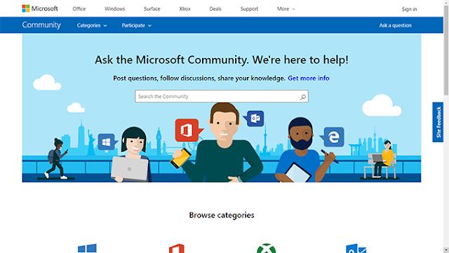 Cara Mendapatkan Backlink Dofollow dari Microsoft