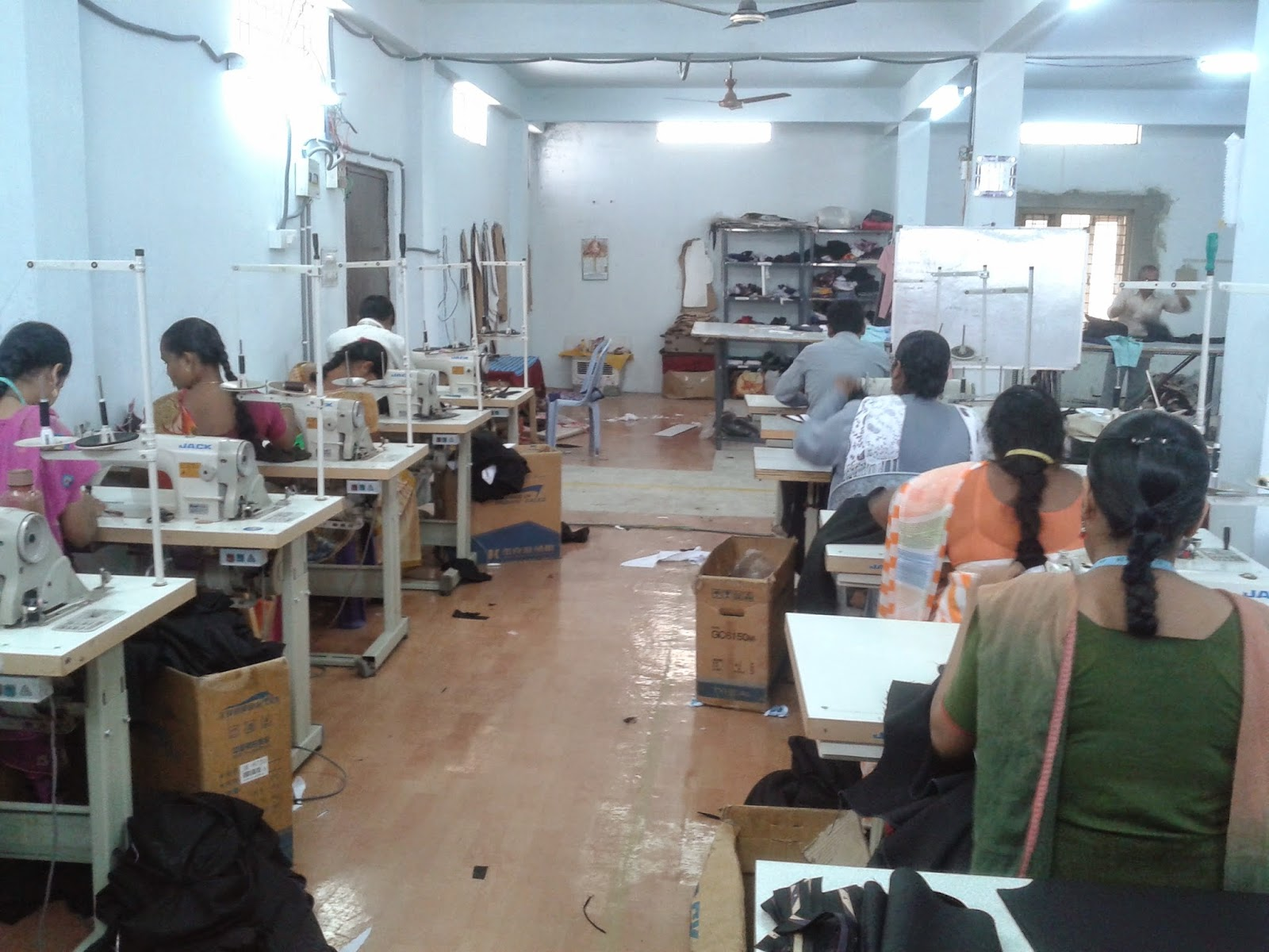 Entering Into Garment Manufacturing Business
