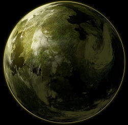 A Devaron bolygó
