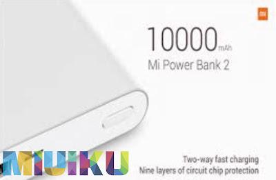 xiaomi mi power bank 2 10000 mah - daftar power bank xiaomi terbaru