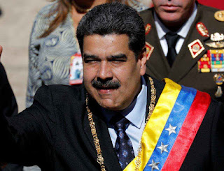 Venezuela has sent its oil minister, Manuel Quevedo, to India to convince refiners, including Reliance Industries Ltd and Nayara Energy Ltd, to double their oil purchases.