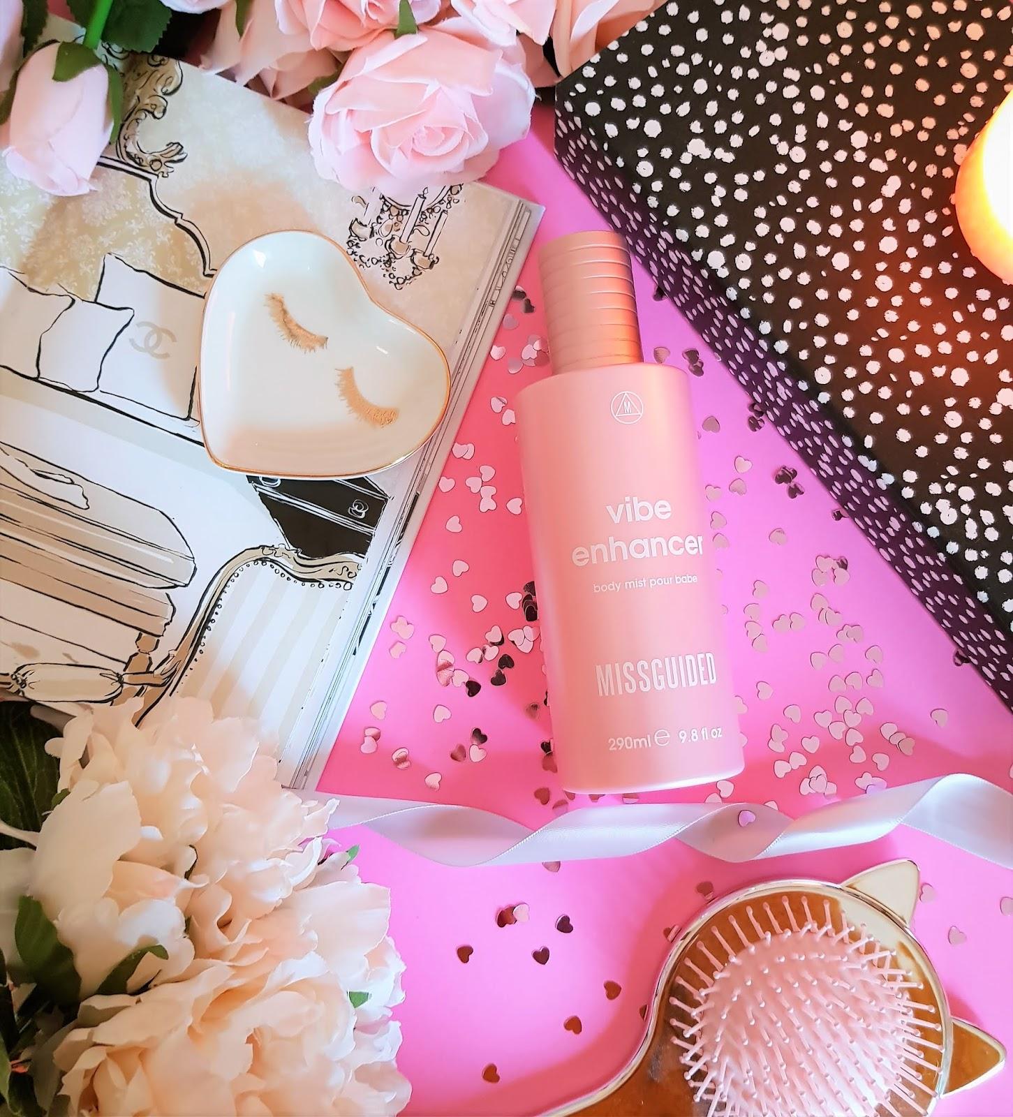 Vibe Enhancer Body Spray By Missguided