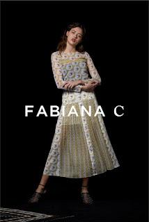 結合時尚與印花設計  FABIANA C 18秋冬系列致敬Titanic 20th anniversary