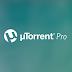 uTorrent PRO APK v5.4.4 – Downloads em altas velocidades