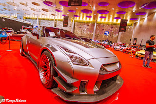 Type 2 Godzilla Qatar Motor Show
