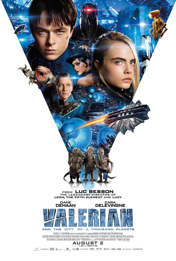 valerian i miasto tysiąca planet film rihanna cara delevingne