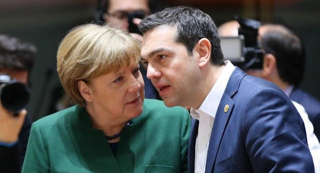 Merkel visits Greece, talks about Albania with Cipras