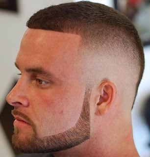 perfect line up haircut