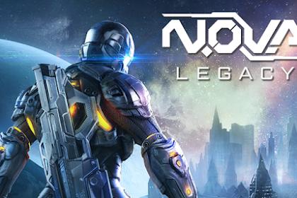 Download N.O.V.A. Legacy MOD APK (Unlimited Money) 2019