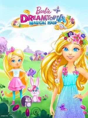 Barbie Dreamtopia 2016 Dual Audio Hindi Movie Download