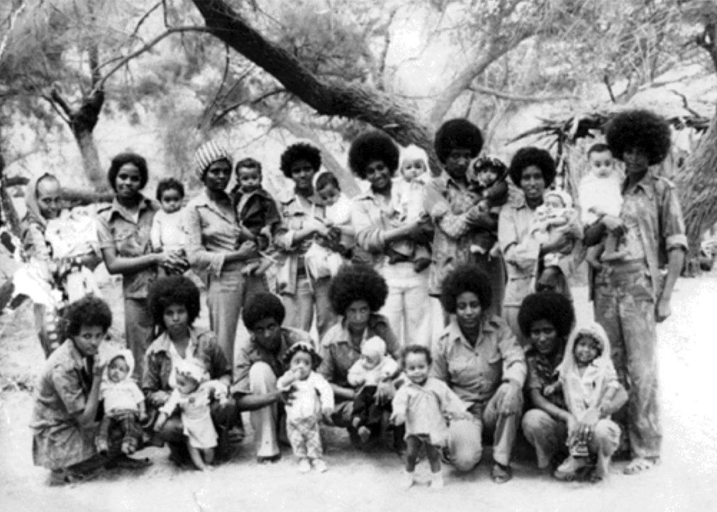 In Celebration of Eritrean Women Freedom Fighters - Madote