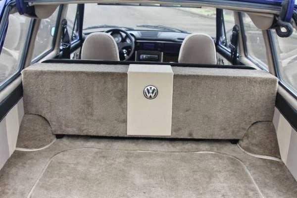 Custom 1969 Volkswagen Squareback Buy Classic Volks
