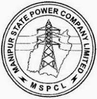Manipur State Power Distribution Company Limited, MSPCL, Manipur, 10th, Assistant, freejobalert, Latest Jobs, Hot Jobs, mspcl logo