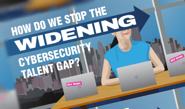 The Widening Cybersecurity Talent Gap