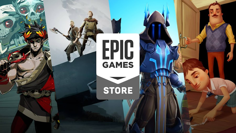 epic games store launch lineup titles