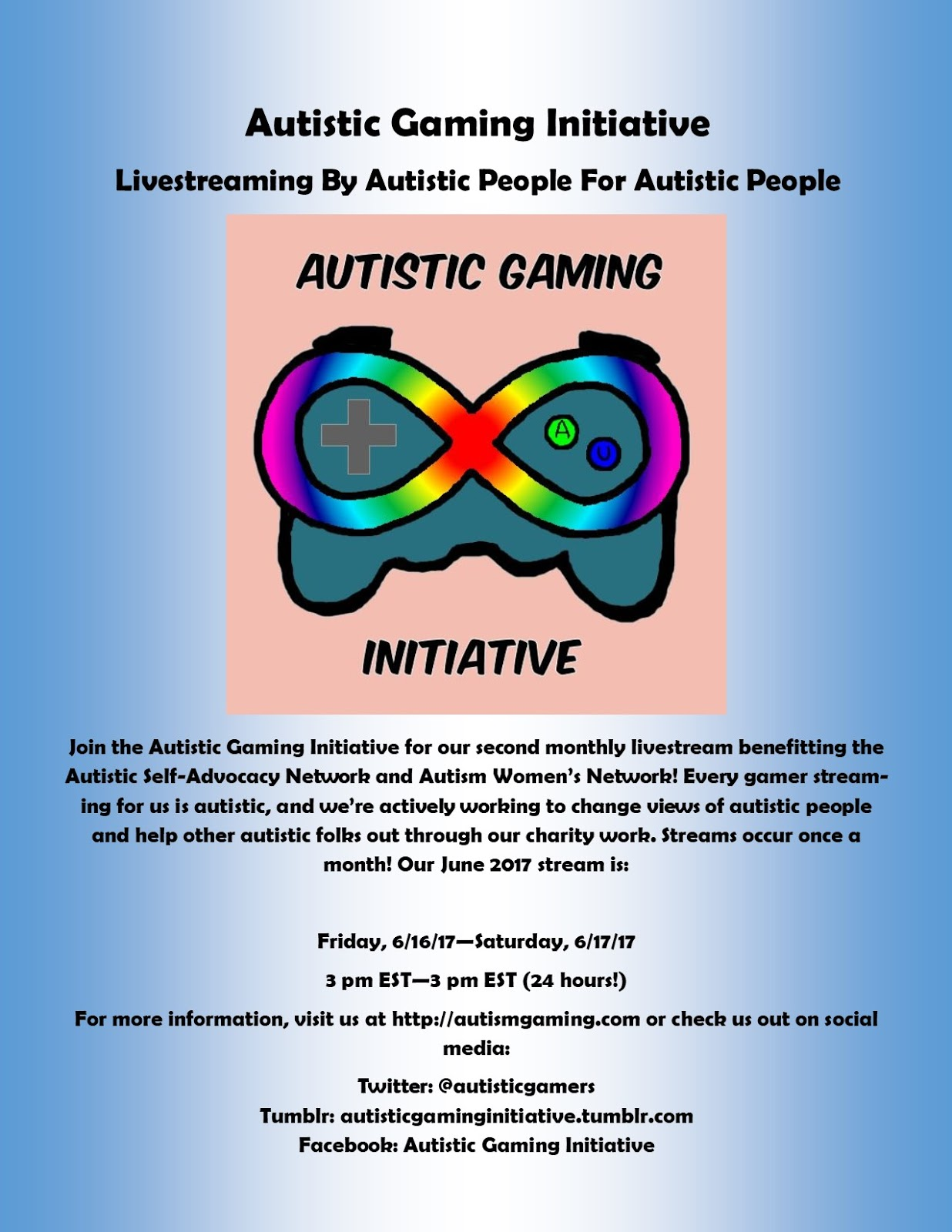 the life of an aspie the autistic gaming initiative