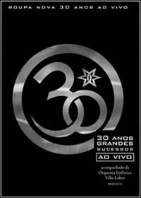 filme - Show Roupa Nova - 30 Anos Ao Vivo DVDrip 2012