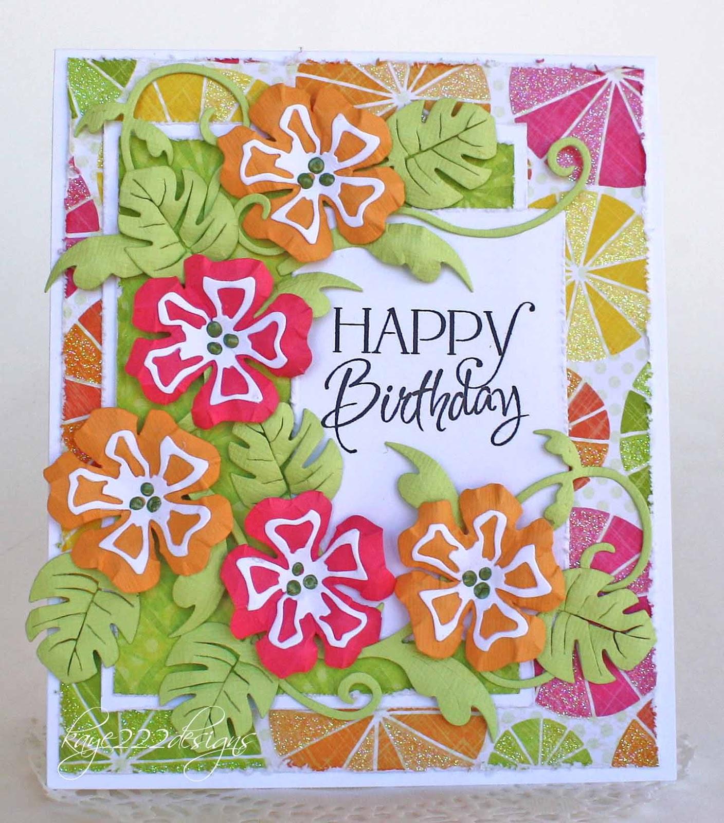 Beyond Beauty: Happy Birthday! With Cheery Lynn Designs