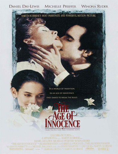 Ver La edad de la inocencia (1993) Online
