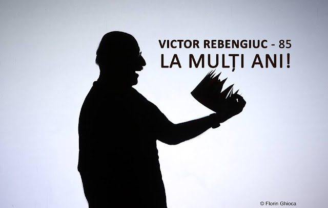VIDEO 2018La mulți ani, Victor Rebengiuc teatrul national bucuresti 10 februarie 2018 VIDEO NOU 2018 La mulți ani, Victor Rebengiuc!