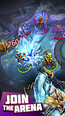 Etherlords v1.5.2 MOD APK+DATA Android 2016