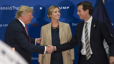 Donal Trump Lantik 11 Penganut Yahudi untuk Jabatan Penting