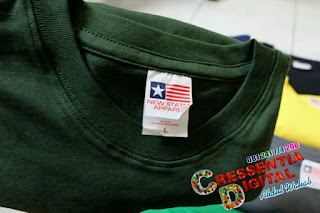 Baju Polos NEW STATES APPAPREL ORIGINAL Warna Army
