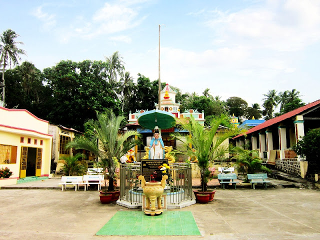 Sung Hung – The oldest pagoda on Phu Quoc Island 2
