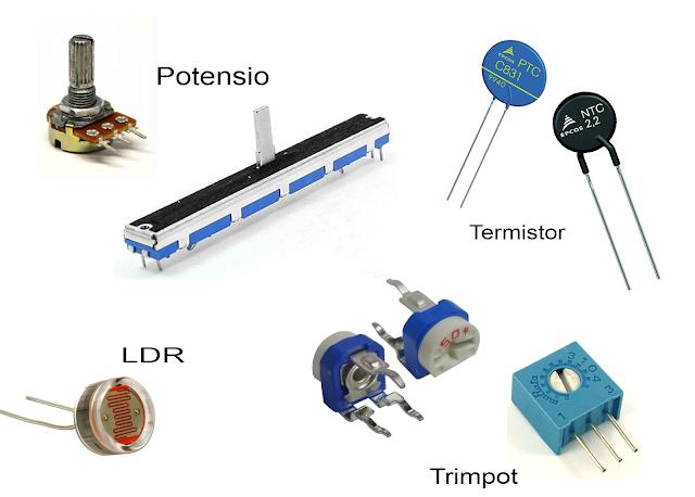 resistor-variable