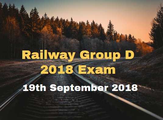 RRB Railway Group D 2018 Exam ( English & Hindi) Analysis Questions Asked 19th September 2018 ( 1, 2, 3 Shifts)