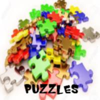 http://manualidadesreciclajes.blogspot.com.es/2017/11/manualidades-con-piezas-de-puzzle.html