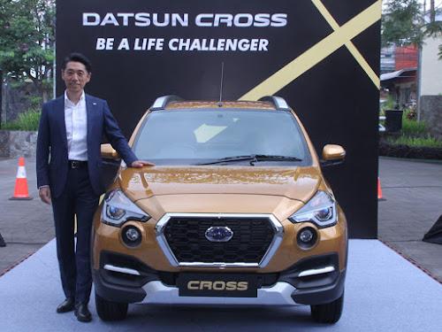 Launching Datsun CROSS di Bandung