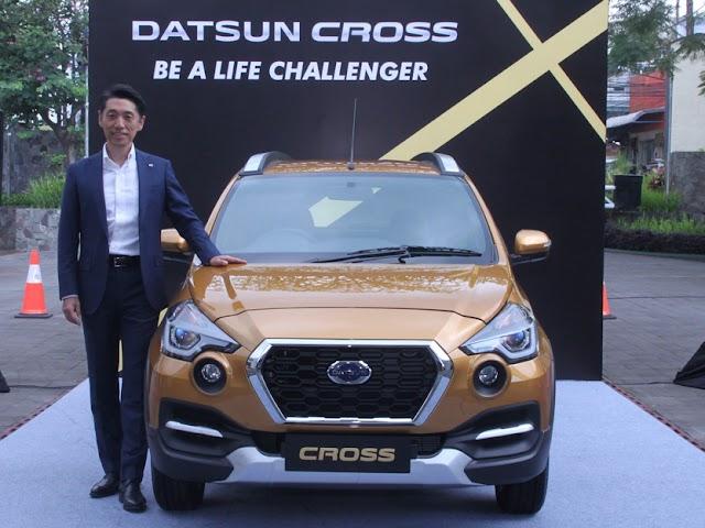 Datsun CROSS Hadirkan Fitur Teknologi dan Keselamatan Canggih