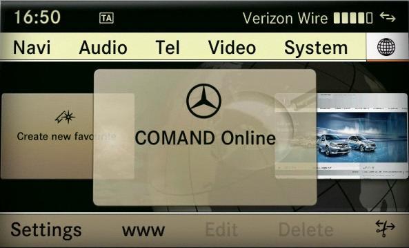 BlueDUN / BlueVPN: BlueDUN+: MB Comand OnLine and Android phones