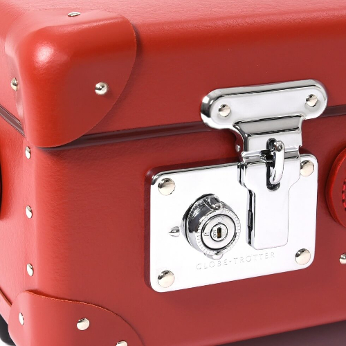 Globe Trotter Trolley Suitcase