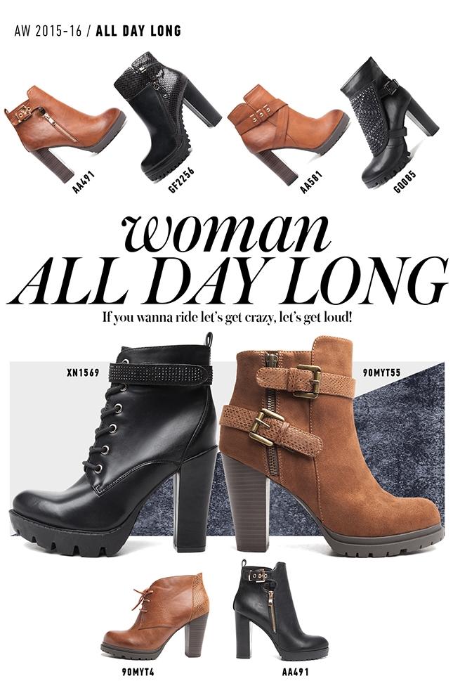 bd266c05387 Παπούτσια MIGATO Φθινόπωρο Χειμώνας 2015-2016 | Μοντέρνα Σταχτοπούτα ...